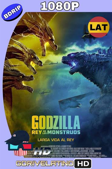 Godzilla II: El Rey de los Monstruos (2019) BDRip 1080p Latino-Ingles MKV