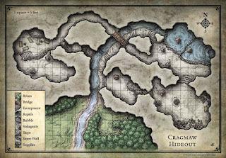 mapas impresos para jugar juegos de rol