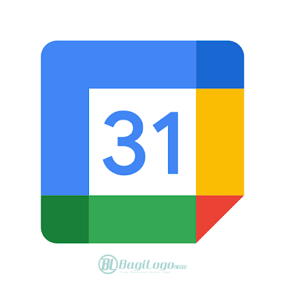Google Calendar Logo Vector