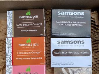 5 Top Reasons Why I Like SAMSONS Men's Soap by Ed & Kes