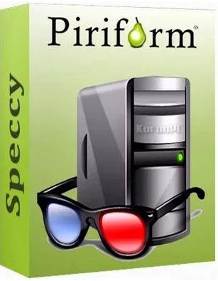 Download Speecy Terbaru Gratis 1.3.2.740