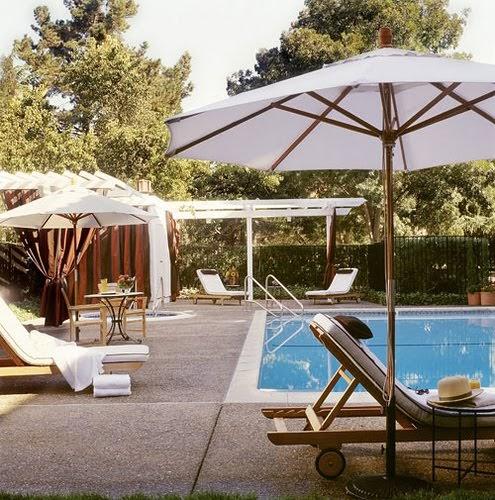 Landscape Design Ideas: Backyard Pool Landscape Ideas