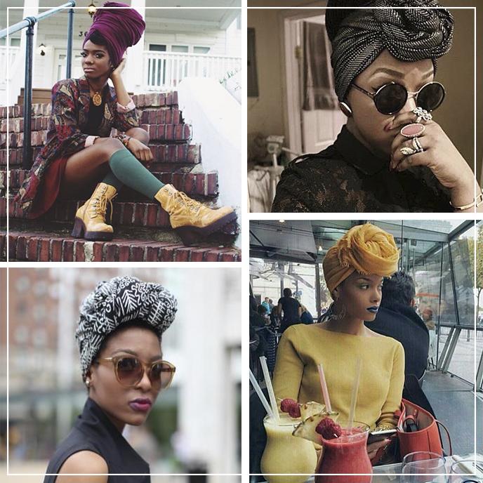 Inspiração: como usar turbantes afro (6)