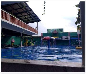 Kolam Renang Tirta Mulya Ujung Berung Bandung