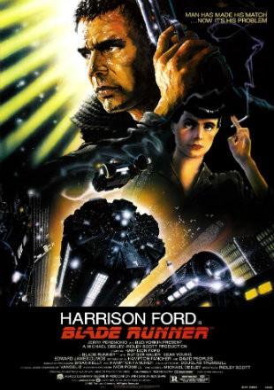 Blade Runner 1982 BRRip 720p Dual Audio In Hindi English
