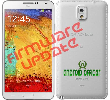 Samsung Galaxy Note 3 SC-L22
