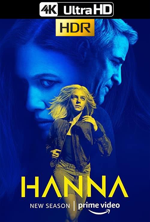 Hanna (2020) Temporada 2 AMZN 4k HDR WEB-DL 2160p Latino
