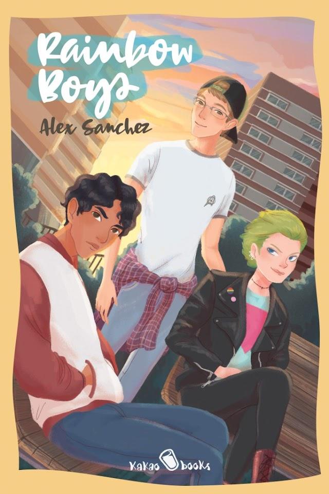 Rainbow Boys de Alex Sanchez
