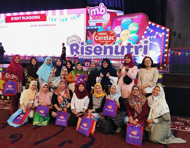 Nestle CERELAC Luncurkan CERELAC Risenutri