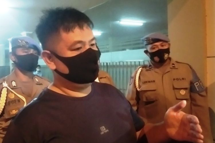 Polisi Dibacok Saat Atur Lalu Lintas, 9 Orang Diamankan