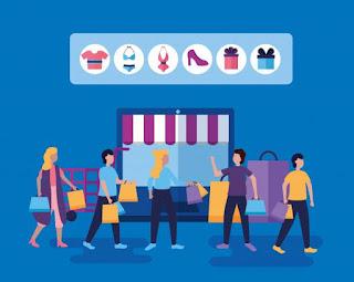 La venta de un producto o servicio