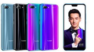 Smartphone modelli Honor 10