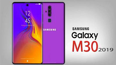 Samsung Galaxy M30 Handphone harga 2 jutaan terbaik 2020