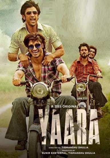 Yaara (2020) Hindi 720p HEVC WEB-HDRip x265 AAC DD 2.0 – 1 GB | 650 MB Download & Watch Online Free