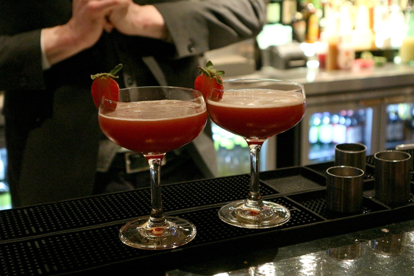 Where to get cocktails in Glasgow