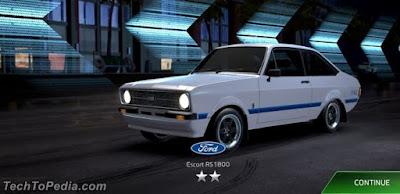 Forza Street Car List