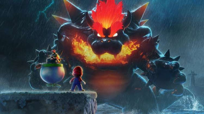 Super Mario 3D World + Bowser's Fury video game snapshot