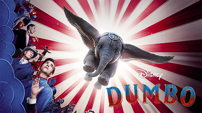 Dumbo (2019) BRRip Full HD 1080p Latino-Ingles
