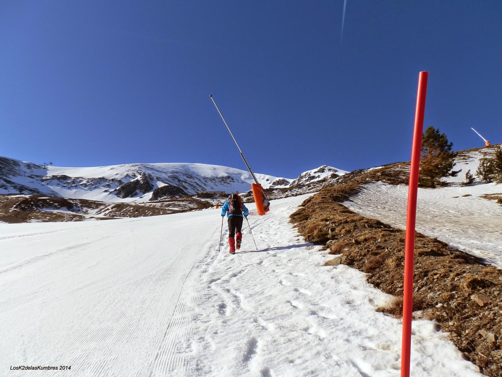 Estación esqui Valdezcaray