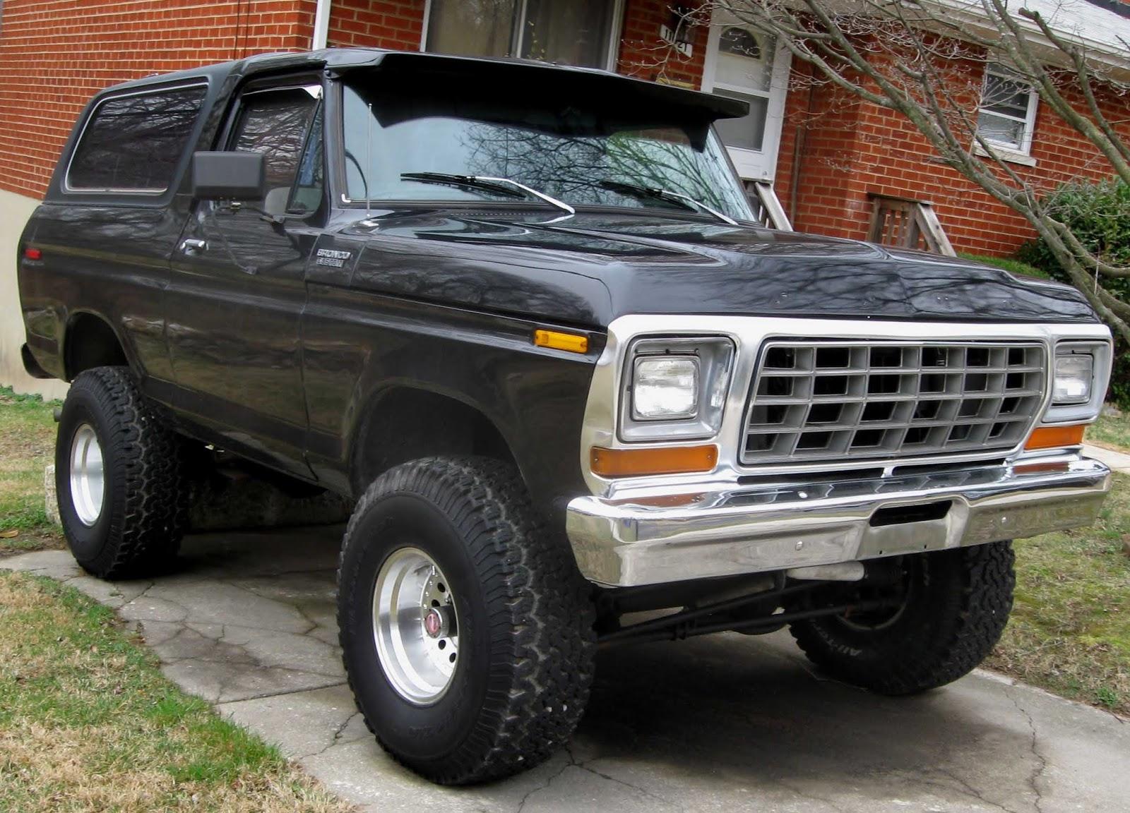 Ford bronco news