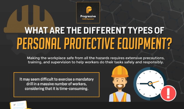 What are the Different Types of Personal Protective Equipment?