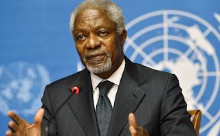 Kofi Annan dead: Ex-United Nations General Secretary dies aged 80