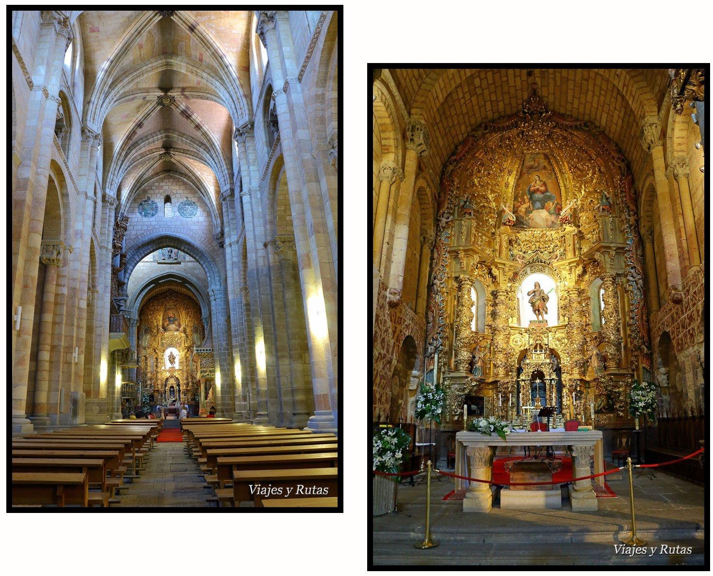 Basílica de San Vicente, Avila
