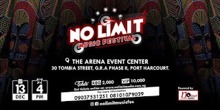 No limit Music Festival in Port Harcourt 2019