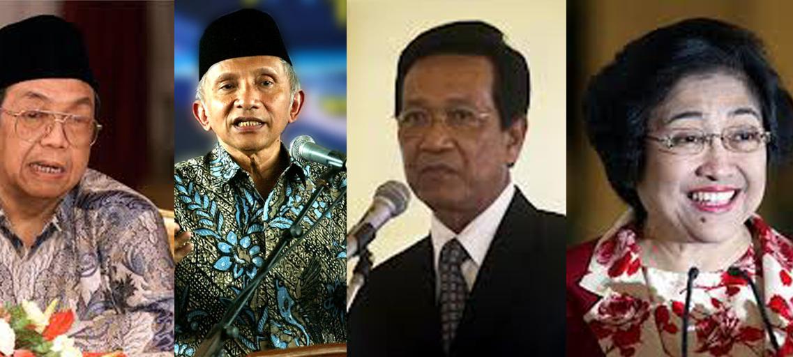 8 kesepakatan tokoh reformasi di Ciganjur