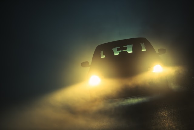Uwaga! Mgła.