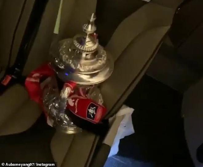 Arteta tri ân Pep, Aubameyang vô địch FA Cup có vĩ đại hơn Messi - Ronaldo?7
