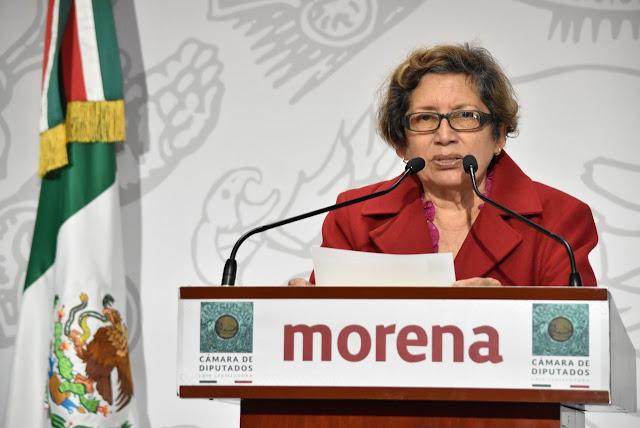 Pide Ediltrudis Rodríguez que la Sener vele por la paridad de género en contrataciones para la refinería de Dos Bocas