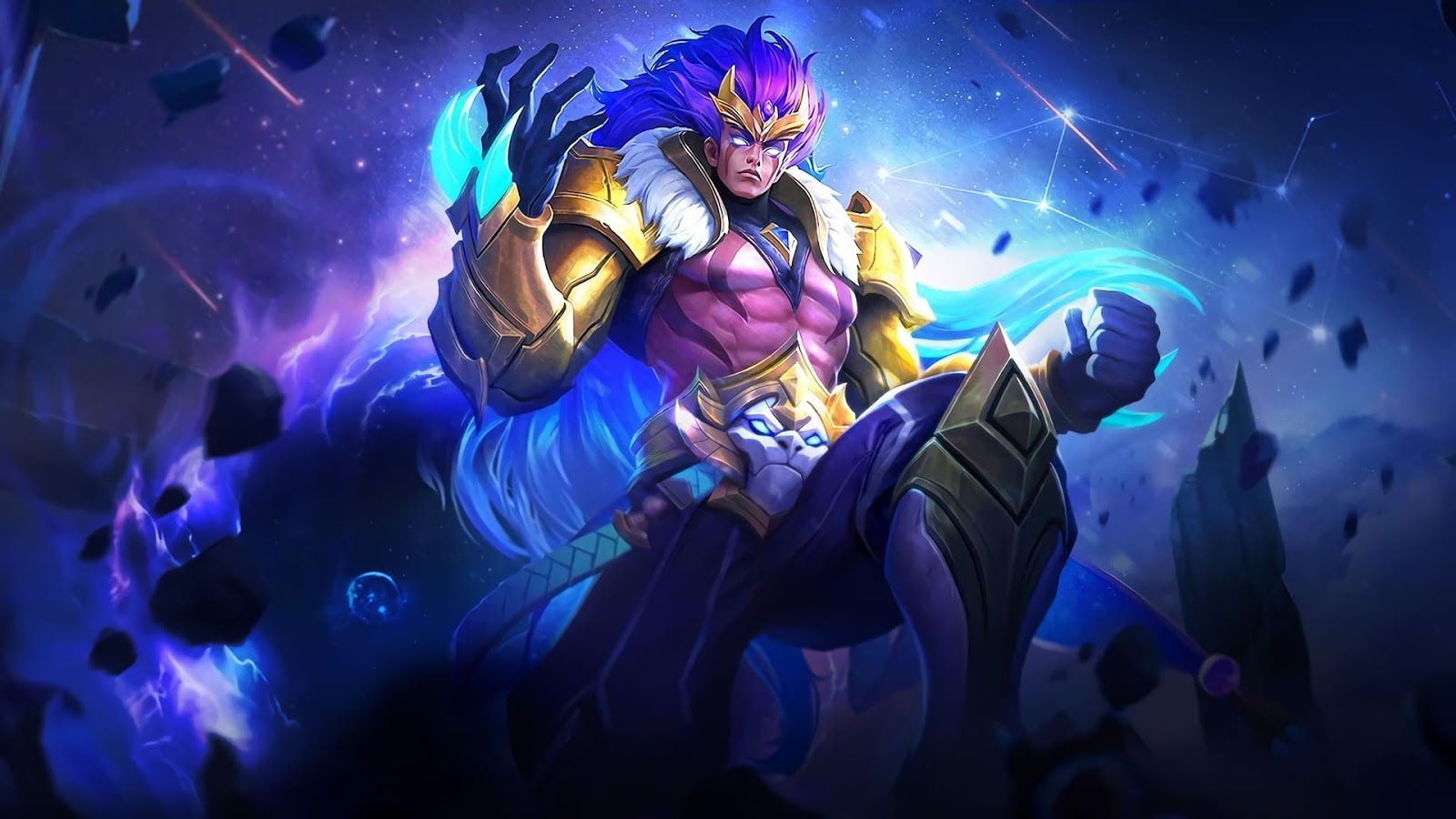 Wallpaper Badang Leo Skin Mobile Legends HD for PC