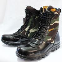 Jual Sepatu PDL Banser Loreng