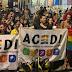 Em Crato, manifestantes protestam contra empresário por áudio homofóbico