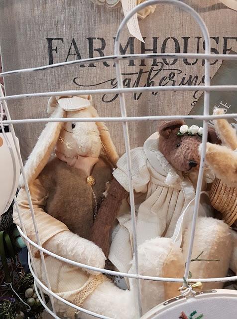 handmade bunnies The Camellia Thunder Bay
