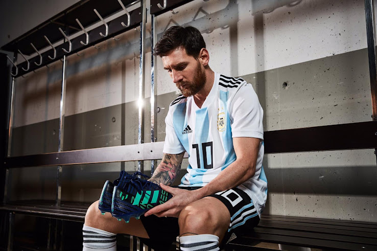 768173739fc9  Deadly Strike  Adidas Nemeziz Messi 17 Boots Released - Footy Headlines