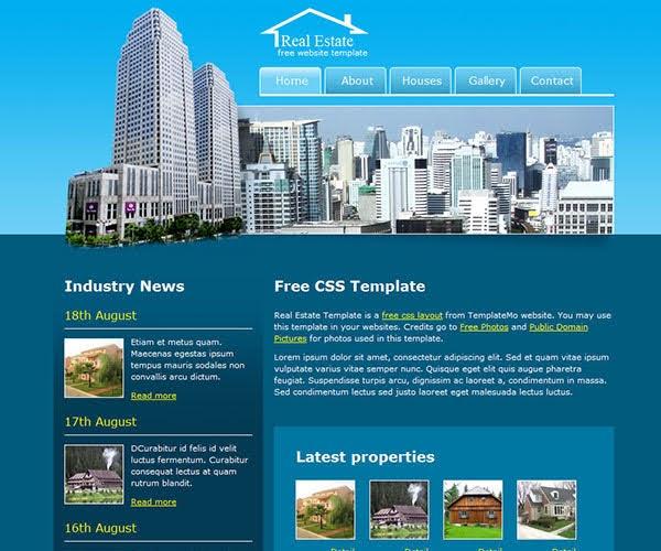 Website bất động sản landing page căn hộ tốt nhất 2021