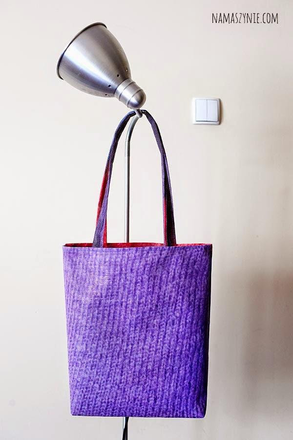 Torby z banerów reklamowych, wełna, torba, na ramię, baner, reklama