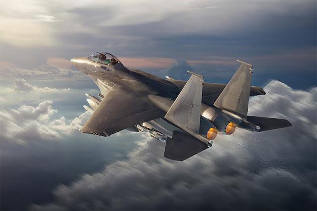 USAF orders Boeing F-15EX