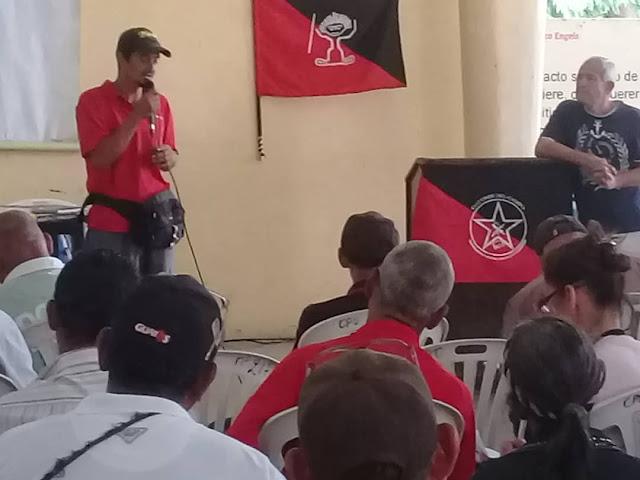 Realizado Encuentro de Campesinos, Obreros y Comuneros en Lara