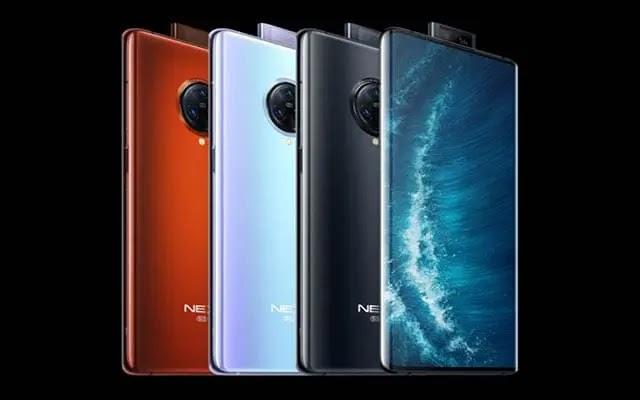 هاتف Vivo NEX 5 المميز القادم بكاميرا مدمجة اسفل الشاشة,سعر هاتف Vivo NEX 5،مزايا هاتف فيفو,
