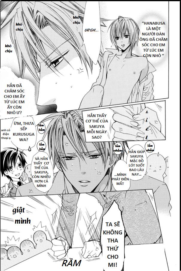 Trang 15 - (chap 2)TUẦN TRĂNG MẬT 18+ (- HARUKA MINAMI) - Truyện tranh Gay - Server HostedOnGoogleServerStaging