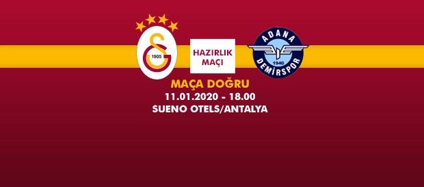 Galatasaray, Adana Demirspor