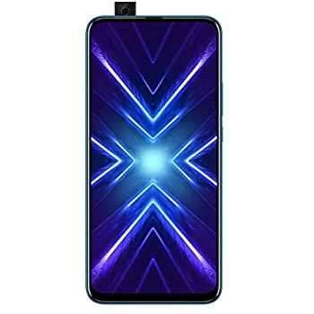 Honor 9X (Sapphire Blue, 4+128GB Storage)