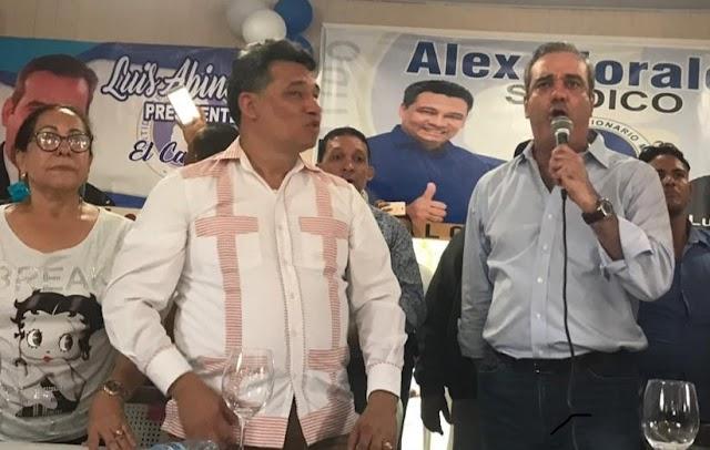 Designan en importantes puestos públicos a principales líderes políticos del PRM en Tamboril