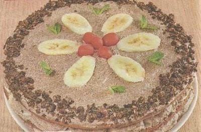 """Состав продуктов и способ приготовления торта """"Нежность"""""""