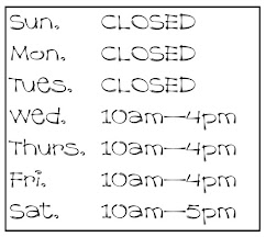 normal shop hours