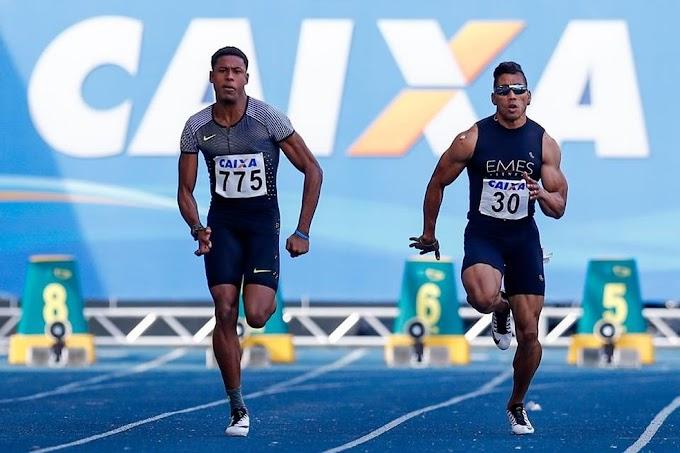 Curraisnovense Flávio Gustavo é 5º no Troféu Brasil de Atletismo
