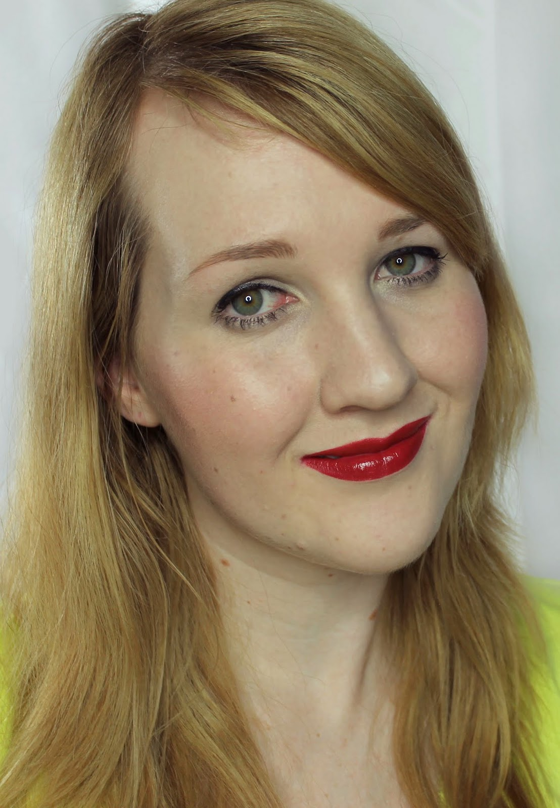 Lime Crime Glamour 101 lipstick swatch